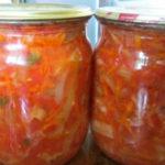 Лечо из перцев и моркови на зиму, 3 рецепта
