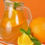 Лимонад из апельсинов, 5 рецептов