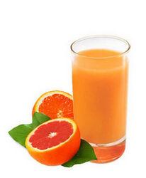 Грейпфрутовый