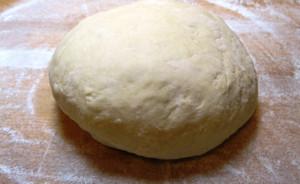 Тесто на манты на кипятке