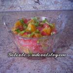 Салат из апельсинов, 8 вкуснейших рецептов
