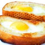 Гренки с яйцом, 12 вкуснейших рецептов