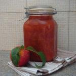 Варенье из персиков, 7 рецептов