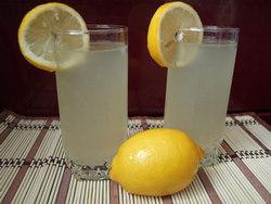 Домашний лимонад из лимонов