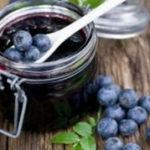 Варенье из черники, 4 рецепта
