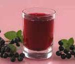 Компот из черноплодной рябины, несколько рецептов