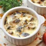 Жульен с грибами, 8 вкусных рецептов