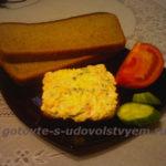 Бутерброды с плавленым сыром, 5 рецептов