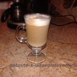 Кофе латте, 4 рецепта