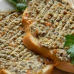 Бутерброды с грибами, 8 рецептов