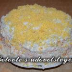 Салат «Мимоза» с сыром, 5 вкусных рецептов