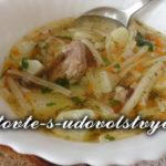 Куриный суп для детей, 9 рецептов