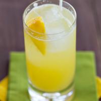Коктейль с ананасовым соком