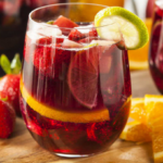 коктейль сангрия