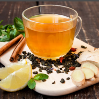 Имбирный чай, рецепт на любой случай